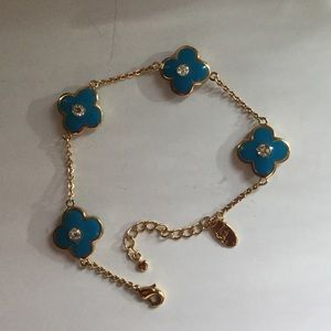 Lauren G Adams Chain Bracelet